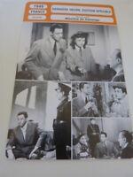 FICHE CINEMA,DERNIERE HEURE, EDITION SPECIALE, P.meurisse,O.joyeux ,1949