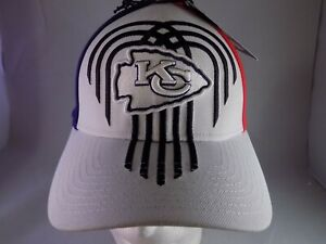 Kansas City Chiefs New Era NFL Draft 39 Thirty Stretch Fit Hat New Free Shipping