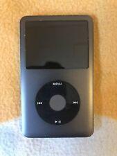 Apple iPod Classic 7th Generation Black (160GB) Good Condition! Fast Del!