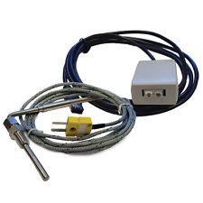 SCT EGT Pyrometer Sensor Compatible w/ SCT LIVEWIRE TS PLUS TUNER & X4 (9817)