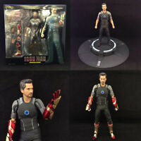 S.H. Figuarts Iron Man 3 Tony Stark (With Initial Award) About 170Mm Abs New F/S