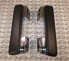 1961-1967 Buick Front Arm Rest Assemblies.  Pair.  LeSabre Invicta Special