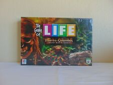 2005 Game of Life -Pirates of the Caribbean Dead Man's Chest Edition - SEALED