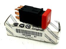 Genuine Brand New Fiat Ducato 1994-2002 Hazard Switch 1300456808