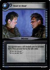 Star Trek CCG 2E Energize Head To Head 2R11