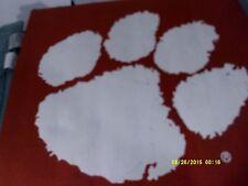 """Clemson University Tigers""LOGO  Stadium Seat/4 pckt/Adj Shoulder Strap 14X14X1"""