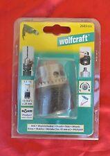 Wolfcraft 2603000 Mandrin 1,5-13mm - 13 x 20mm pour AEG BOSCH HITACHI MAKITA...