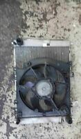 Renault Clio MK3 2005-2012 1.4 1.6 16v Radiator Rad Pack + Cooling Fan