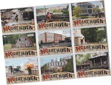 """Walking Dead Evolution - 9 Card """"No Safe Haven"""" Chase Set NSF-1 - 10"""