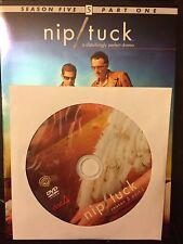 Nip/Tuck - Season 5 Part 1, Disc 4 REPLACEMENT DISC (not full season)