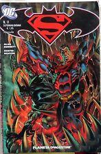 FUMETTO SUPERMAN/BATMAN N.11 DEAGOSTINI