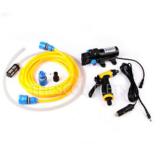 Mini and Portable 80W 130PSI High Pressure Car Electric Washer Pump 12V