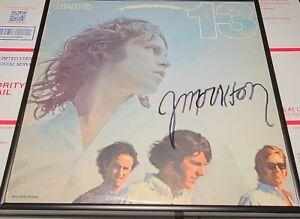 Rare doors jim morrison signed 13 LP