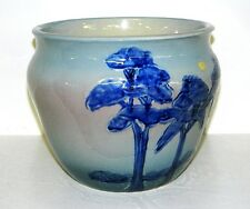 ** Vintage WELLER VASE, Jardinere by Frederick Hurten RHEAD, J BIRDIMAL Design