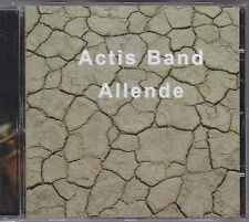 Actis Band-Allende cd