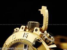 Invicta Men Subaqua Noma III Titanium Swiss A07 Valgranges Chrono 18KGP SS Watch