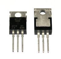 10 PCS BT137-600E BT137 TO-220 600V 8A Triacs Thyristor AK
