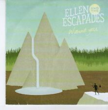(DZ881) Ellen And The Escapades, Without You - 2012 DJ CD