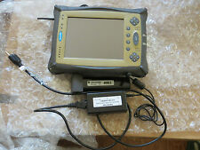 Allen Bradley MobileView 2727-T7P30D1F/A color touch w/AC adapter, Nice Used