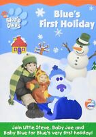 Blue's Clues - Blue's First Holiday [DVD]