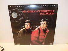 An American Werewolf in London (Laserdisc)