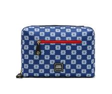 1x ESTEE LAUDER Blue & White Makeup Cosmetics Bag, Large Size, Brand NEW!
