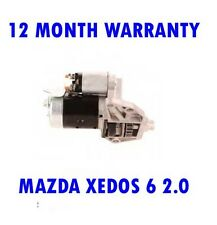 MAZDA XEDOS 6 2.0 2.5 V6 1992-2002 RMFD STARTER MOTOR 12 MONTH WARRANTY