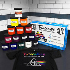 CCI T-Charge Kit - Waterbased Discharge Inks for Screen Printing - 14 Pint kit