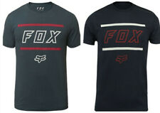 Fox Racing Mens Men's Midway Short Sleeve Airline T-shirt Graphic Tee Tops S-XXL