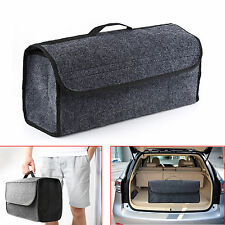 Alfombra Gris Coche Camioneta bolsa de almacenamiento de herramientas Organizador de arranque desglose de viaje ordenado Grande