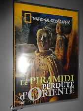 DVD N° 149 NATIONAL GEOGRAPHIC LE PIRAMIDI PERDUTE D'ORIENTE TOMBE IMPERATORI