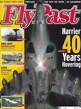 Fly Past Magazine Harrier Jet Catapult Fighters Kiwi Spitfire Channel Centenary