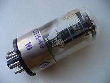 6N8S = 6SN7 TUBE Metal base 1578 stamp 2pcs or more
