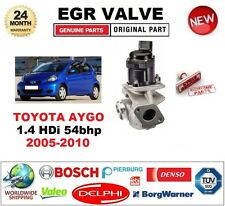 FOR TOYOTA AYGO 1.4 HDi 54bhp 2005-2010 Electric EGR VALVE 5-PIN with GASKETS