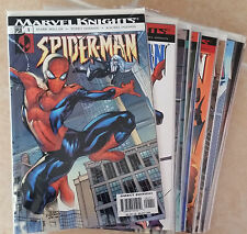 Spider-Man #1 2 3 4 5 6 7 8 9 10-22 *Mark Millar* NM Venom Captain America X-Men
