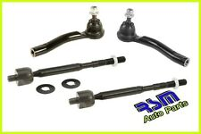4pcs Aftermarket Inner & Outer Tie Rods Set for Titan Armada QX56 04-11