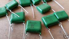 0.47uF 400V 10% tol. Vintage PETP Capacitor K73-17v / NOS / Lot of 12 Pcs.