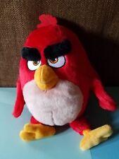 "2016 Angry Birds Plush Red Stuffed Bird Animal 14"""