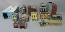 HO Assorted Assembled Buildings [12]