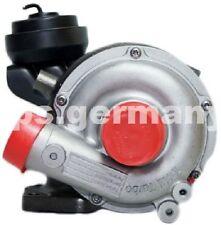 Turbolader MAZDA 6 - MPV II -  2.0 DI