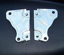 Yamaha Vmax Blue Spot Front Brake Caliper Hangers