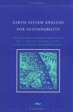 Earth System Analysis for Sustainability (Dahlem Workshop Reports) Schnellnhube