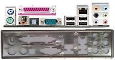 ATX I/O shield Asus P5LD2 P5LD2/C P5LD2/T P5LD2-V P5LD2-V/C #74 K8N io Backplate