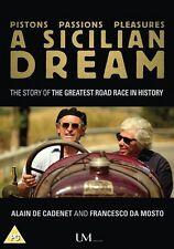 A Sicilian Dream - The Story of The Targa Florio (New DVD) Motor Racing