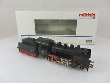 Märklin 3003 Dampflok Br 24 058 der Deutschen Bundesbahn (IV) in schwarz mit OVP