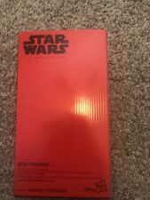 Star Wars Black Series Red Sith Trooper SDCC Exclusive NEW