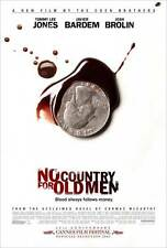 NO COUNTRY FOR OLD MEN Movie POSTER 11x17 K Tommy Lee Jones Javier Bardem Josh