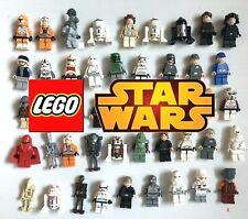 LEGO Star Wars MINI-FIGURES LOT TO CHOOSE / A CHOISIR