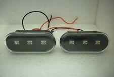 LED Seitenblinker schwarz für FORD Focus MK2 Fiesta MK6 C-Max Fusion VW SEAT
