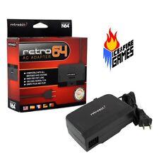 New AC Adapter Power Cord for Nintendo 64 (Retro-Bit)